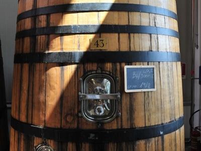 バルサミコ酢樽